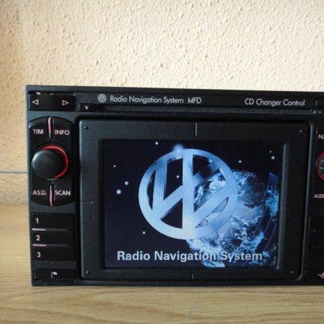 Navigatie Color OEM Volkswagen Skoda Seat MFD1