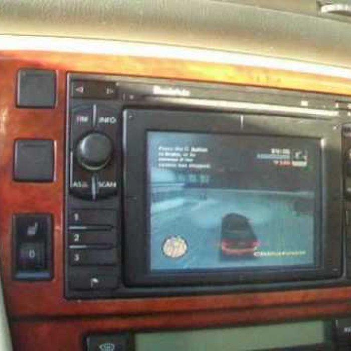 Navigatie Color OEM Skoda Volkswagen Seat MFD1 Aux