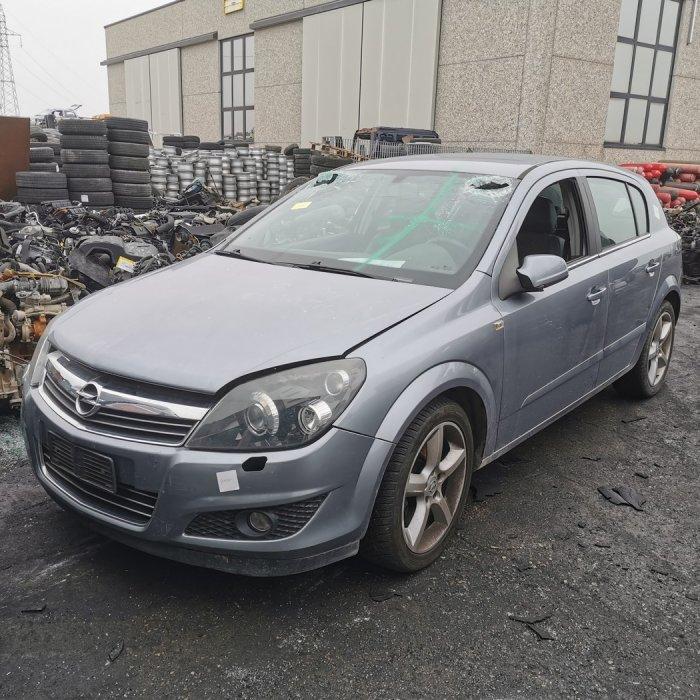 Opel Astra H facelift 1.7 CDTI Z17DTJ, 2008