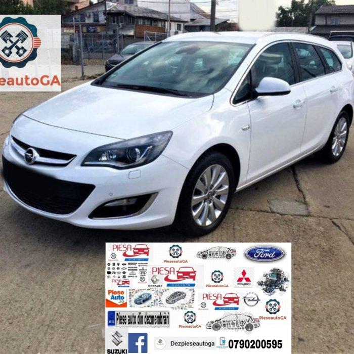 Dezmembrez Opel astra J an 2013 1.7 cdti