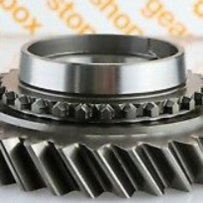 Pinion cuplare 34-9 inel sincron interior treapta de viteza 1-2 inel exterior rulment cu ace inel sincron cutie de viteze T4 2003