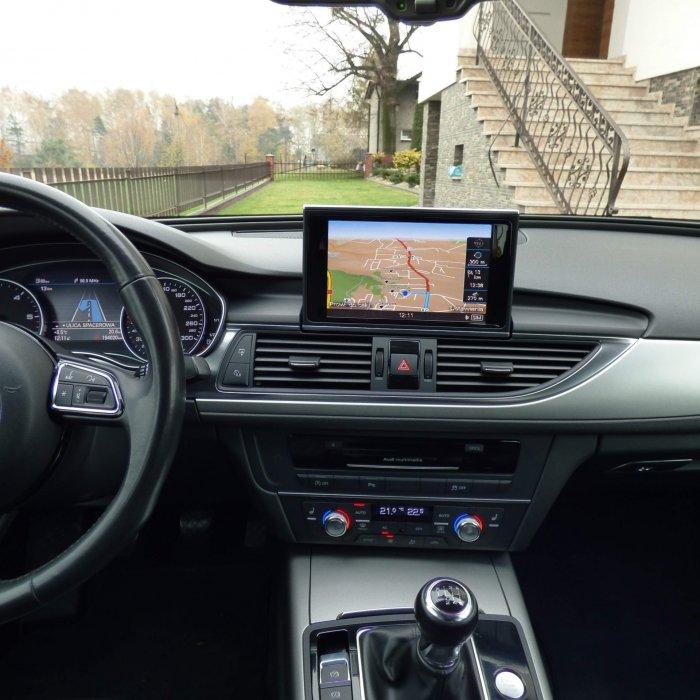 Navigatie MIB2 Audi A6 S6 A7 RS7 4G c7 MIB 2