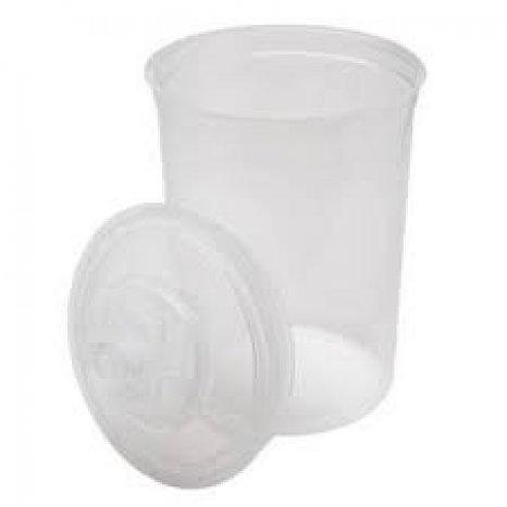 Pahare pregatire vopsea, pps cups,accesorii vopsitorie