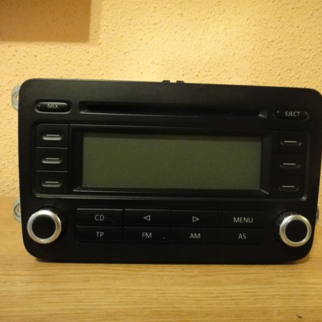 Radio Cd Player OEM RCD300 Volkswagen Golf5 Passat Touran Eos