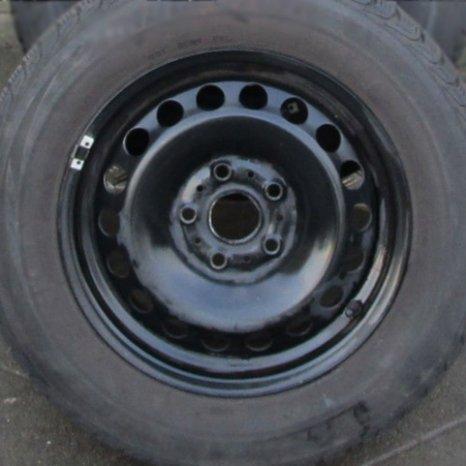 Rezerva VW Golf, Skoda Octavia R15-5x112
