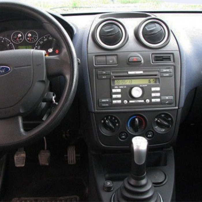 RADIO CD PLAYER OEM FORD 6000CD AUX Transi Focus