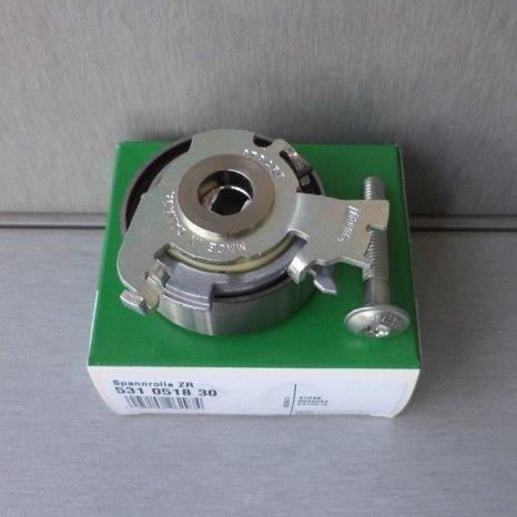 Rola intinzator curea distributie INA, Opel Vectra C, 1.8-16V