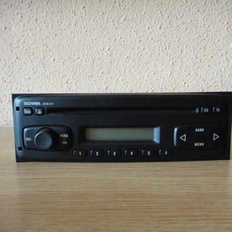 Radio Cd Player Original Scania r480