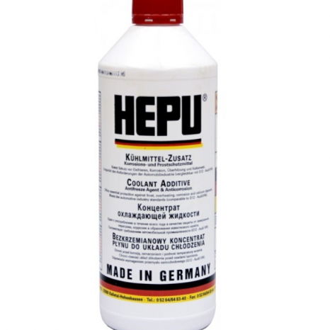Antigel Hepu G12, 1.5L