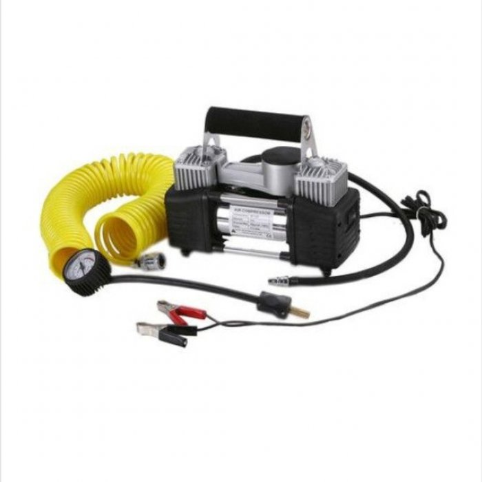 Compresor 4x4 cu 2 cilindrii compact Premium