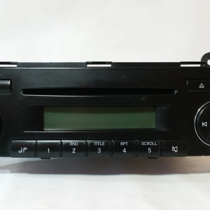Radio MP3 Player Mercedes Vito Viano Sprinter Sound 5 A class crafter