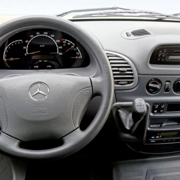 Radio Casetofon OEM Mercedes Sprinter Becker