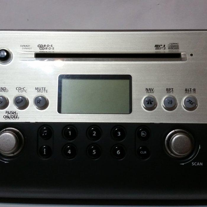 Radio Mp3 PLayer Navigatie Suzuki Swift 2