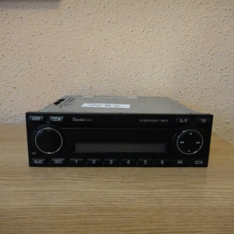 Radio MP3 Player Original Skoda Octavia Superb