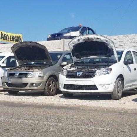 Dezmembrez Dacia Logan Piese Sh 2005 2016