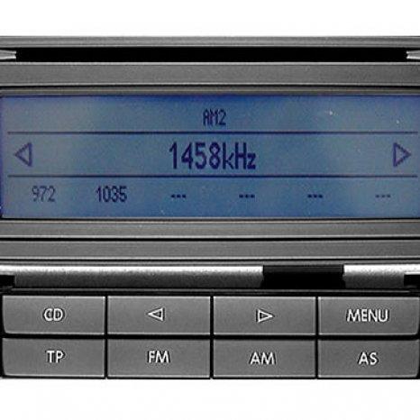 Radio Cd Player OEM Volkswagen Touran