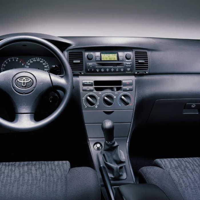 Radio Cd Player OEM Toyota Corolla e120 e130