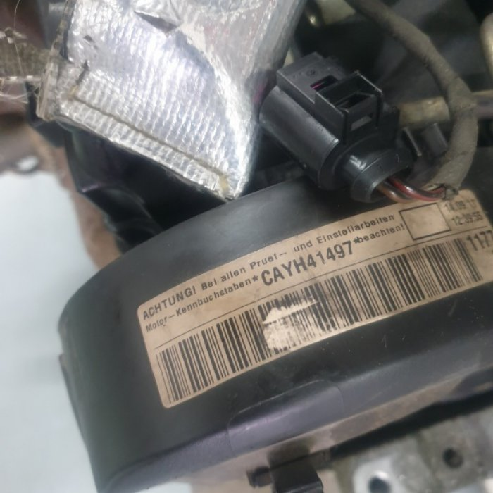 Turbina Pentru Volkswagen Golf 6!