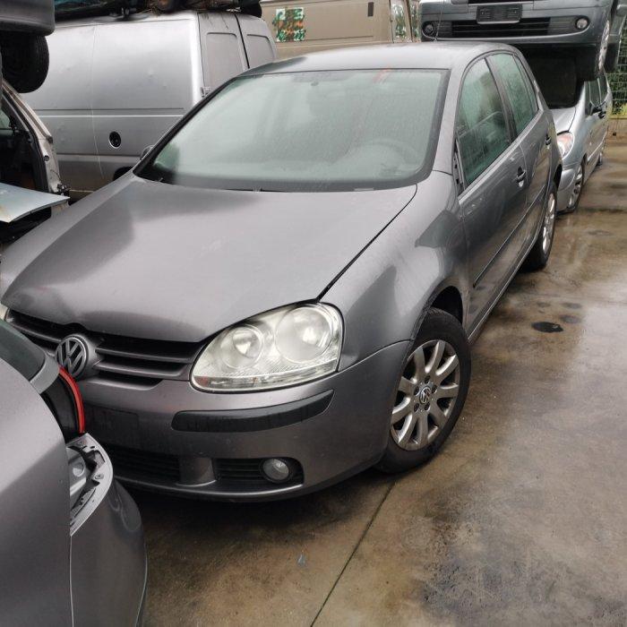 Volkswagen Golf 5 1.9 TDI tip BKC, tip cutie GQN, 2006